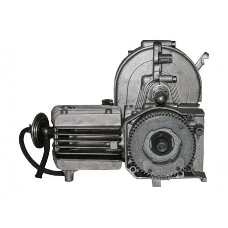 Regeneracja silników i gaźników - rower z silnikiem Sachs 301A