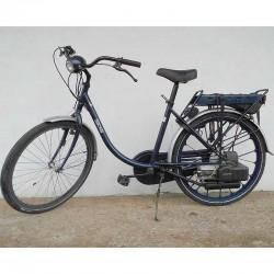 Sprężyna cięgna gazu gaźnika TK - rower z silnikiem Sachs 301A