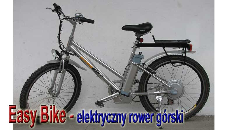 Easy Bike - elektryczny rower górski